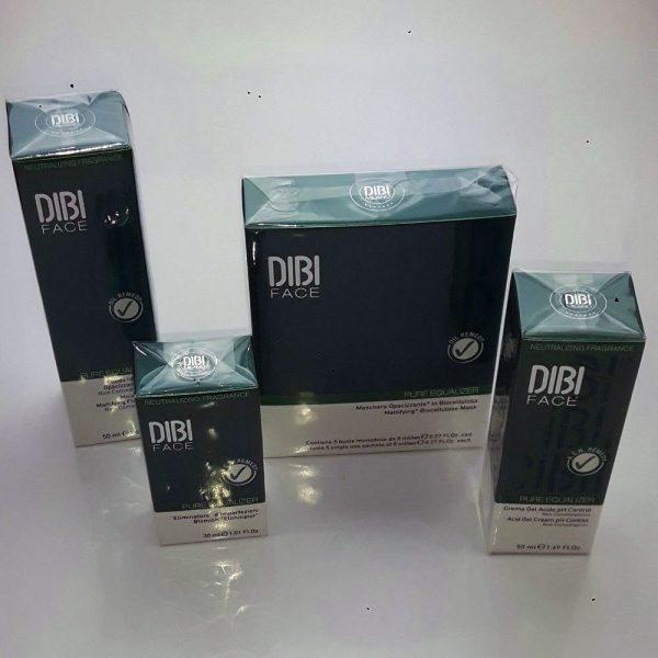 Kit Dibi Pure Equilizer per eliminare le impurità del viso