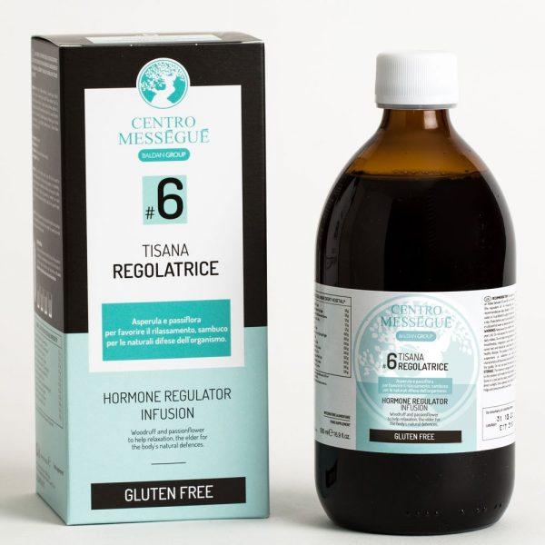 Tisana Regolatrice 6 per il sistema immunitario