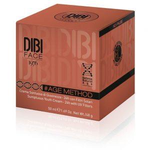 Crema Sontuosa di Giovinezza: DIBI Age Method di DIBI Milano