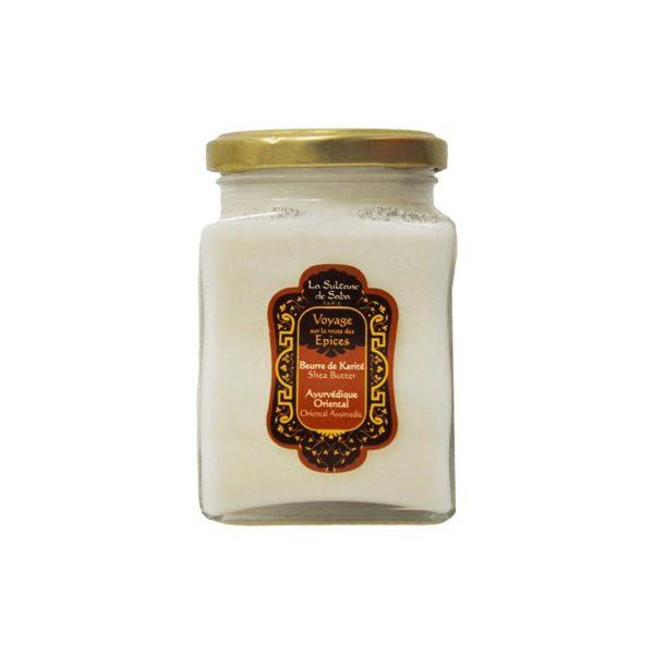 Burro di karitè ambra vaniglia patchouli