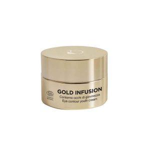 Gold infusion contorno occhi di giovinezza