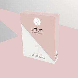Leggings anticellulite ai cristalli attivi di bioceramica Uniqa Sport e Beauty