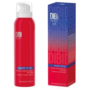 Dibi Milano Shape Refine Mousse-crema nutriente e snellente* anti-adipe Bombola aerosol - 150 ml